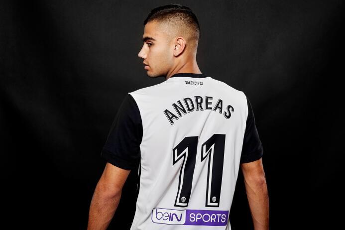 Andreas Pereira (Valencia C.F.)