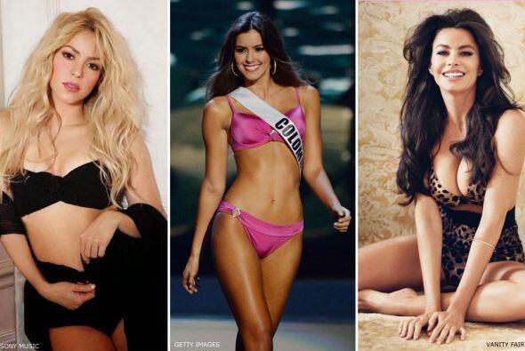 Pero Pau no es la única mujer con belleza, sensualidad y talento...