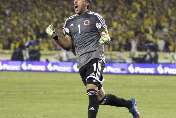El guardameta colombiano David Ospina es nuevo jugador del Arsenal.