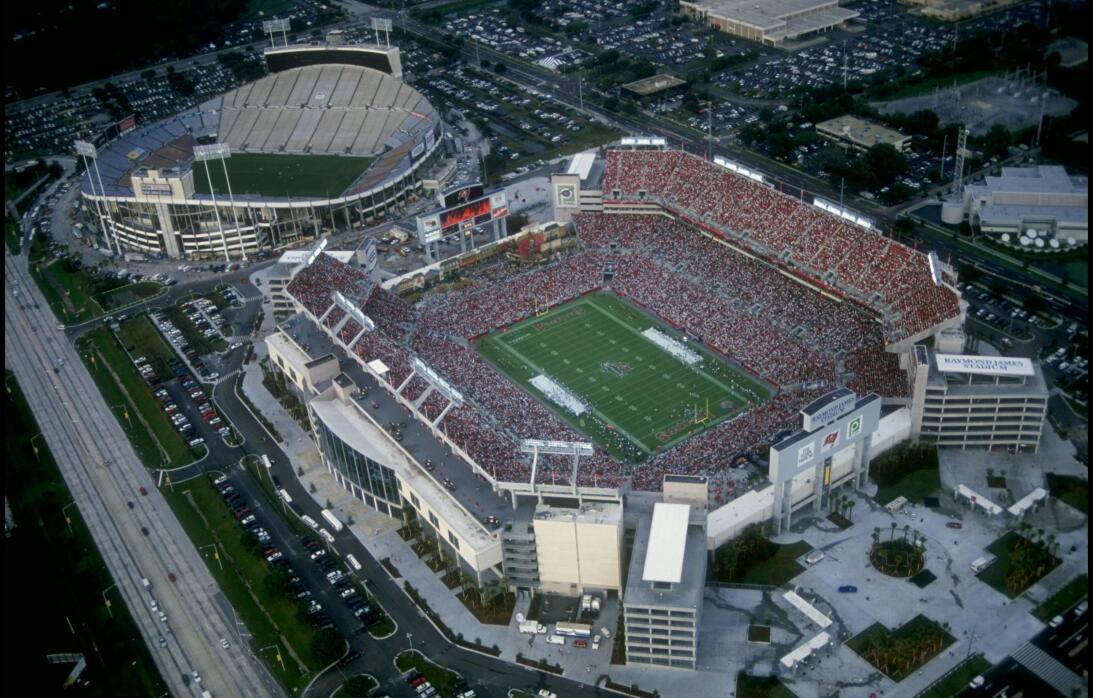 Raymond James Stadium: Momentos que hicieron historia