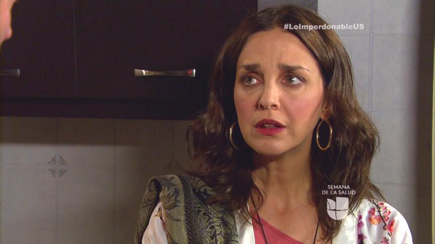Magdalena no entiende por qué hay que engañar a Verónica