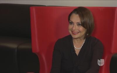Descubre cómo llegó María Antonieta Collins a ser una de las periodistas...