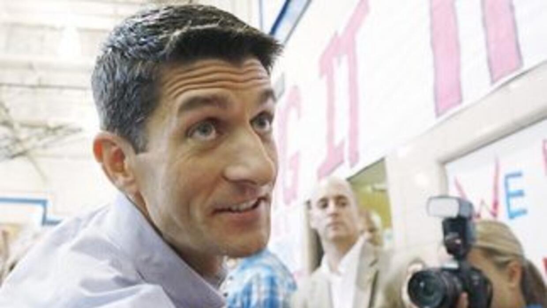 Paul Ryan, huérfano de padre desde los 16 años, tiene una hija y dos hij...