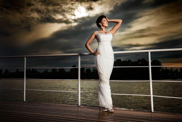 La novia debe cuidar la elección de su vestido más que en otro tipo de b...