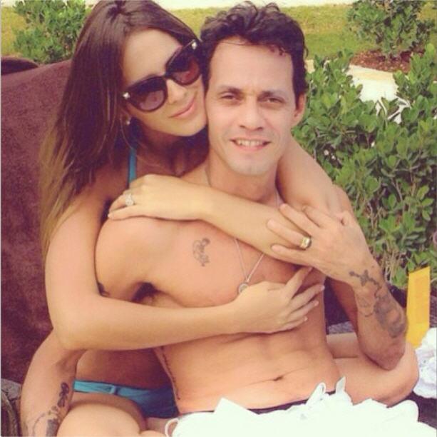 Marc Anthony y Shannon de Lima se divorciaron. Todo se supo el día despu...