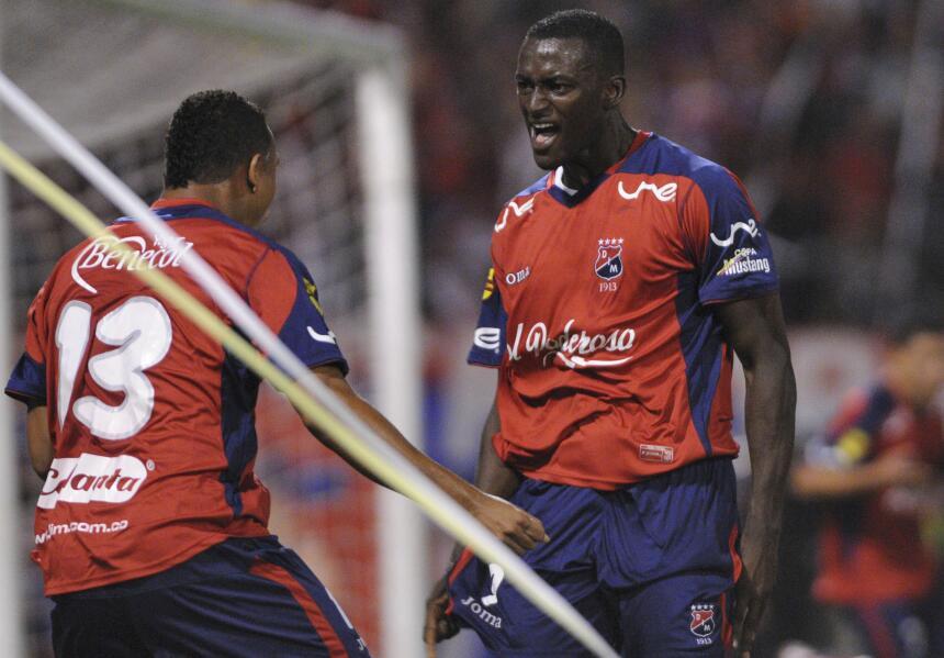 Deportivo Independiente Medellín tuvo dos narcotraficantes involucrados...