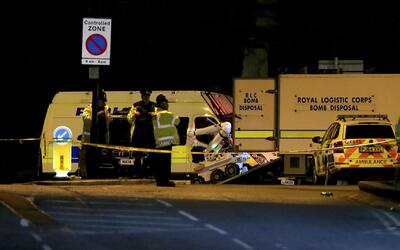 Aumentan la seguridad en Nueva York tras explosión en un concierto de Ar...
