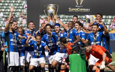 Querétaro se quedó con la Supercopa MX