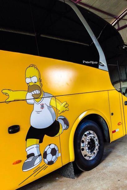 Durante los viajes del Timao, el equipo brasileños estrá acompañado de H...