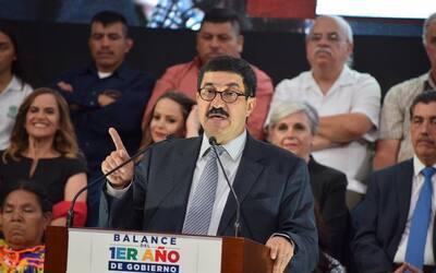 El gobernador de Chihuahua, Javier Corral. (Archivo)