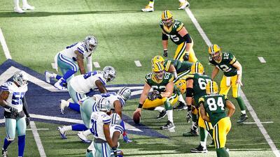 La remontada de Rodgers contra los Cowboys encabeza los momentos memorables de la Semana 5