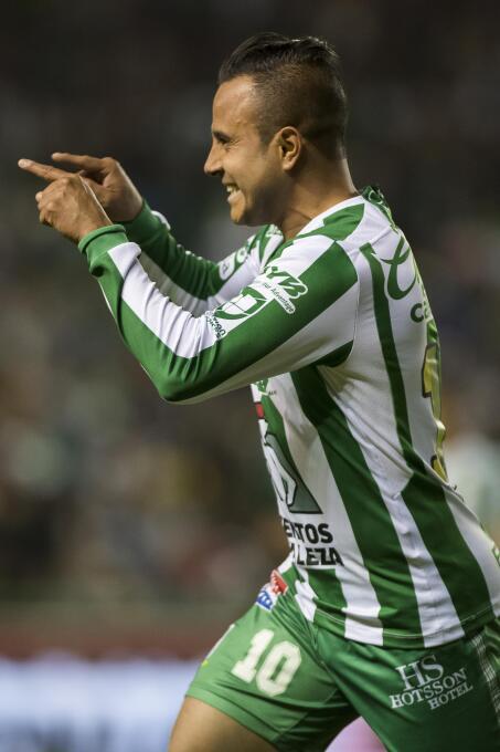 En fotos: El León rugió y toma el liderato general del torneo gol-luis-m...