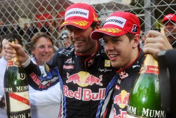 El doblete de la Red Bull le sirvió a la escudería austríaca para consol...