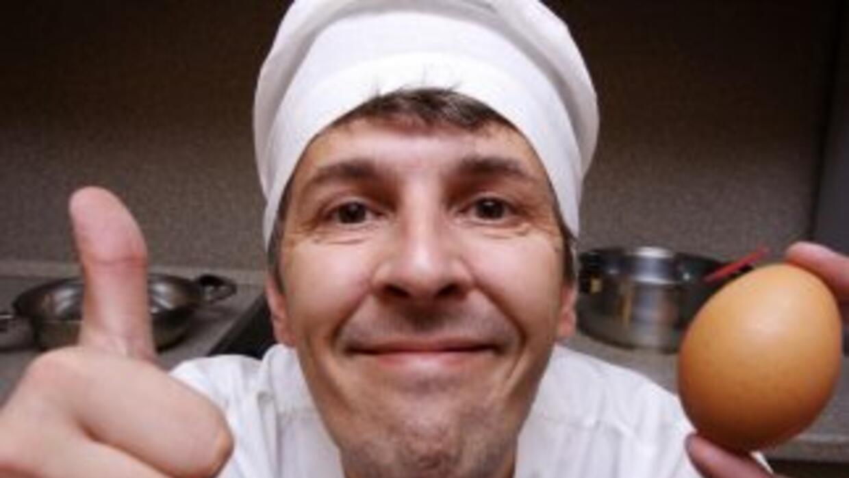 Técnicas y recetas para dominar la cocina y no morir en el intento.