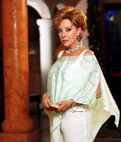 Jacqueline Andere siempre llamó la atención por su belleza.