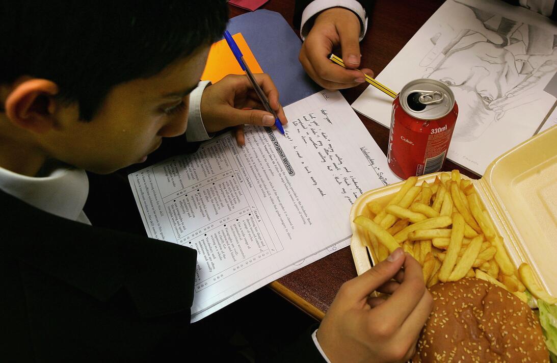 Salud Obesidad infantil