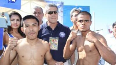 'Torito' Rodríguez busca ser el primer mazatleco campeón mundial (Foto:...