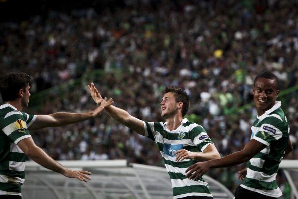Todo parecía que Sporting sacaría los tres puntos.
