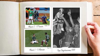 Los resultados más asombrosos de la Selección de fútbol de México en su historia