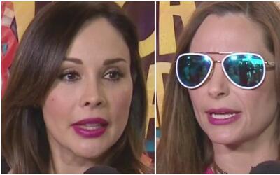 Martha Julia y Tania Vázquez hablan sobre la relación de sus hijas con s...