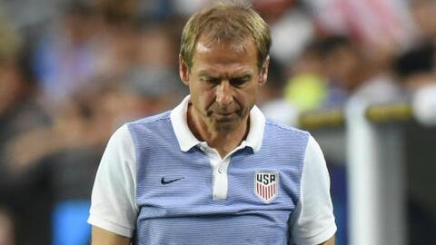 Jurgen Klinsmann fired as U.S. soccer coach