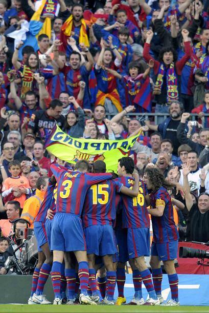 Barcelona cumplió con los pronósticos y consiguió el bicampeonato de la...