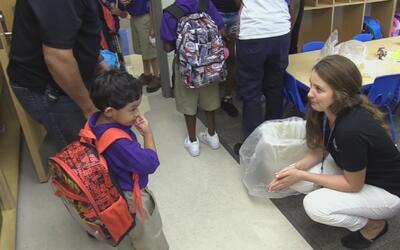 Alcaldesa de Fort Worth aprovechó el regreso a clases para dar un mensaj...