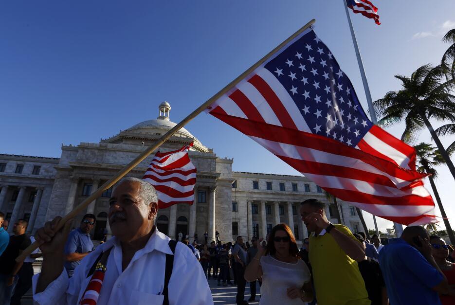 Puerto Rico conmemora 100 años de la ciudadanía estadounidense  63623932...