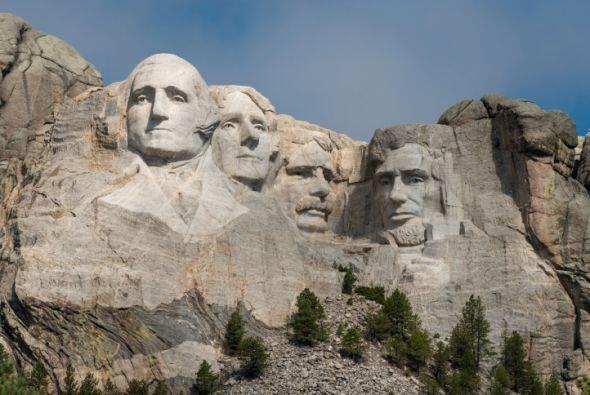 La celebración a todos los presidentes de Estados Unidos, inicialmente h...