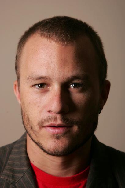 Heath Ledger Falleció a los 28 años de edad en su hogar de Manhattan tra...