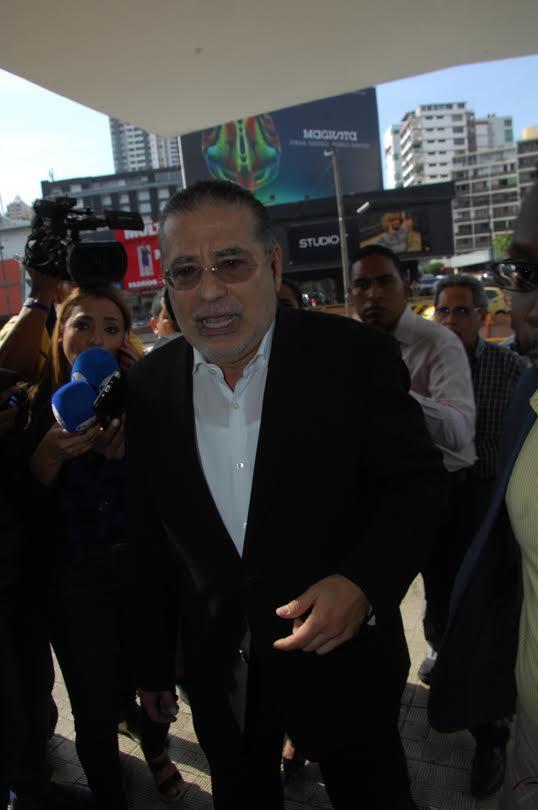 El exministro consejero de la presidencia de Panamá y socio del bufete M...