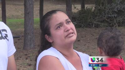 Familia enfrenta el temor de la deportación