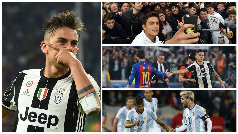 Argentina inicia nueva era sin 'Kun', pero con Icardi y un Xolo de Tijua...