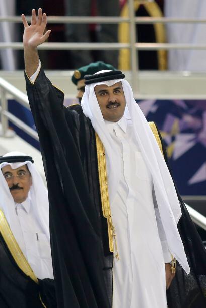 Aquí viven los miembros de la familia real de Qatar y el magnate...