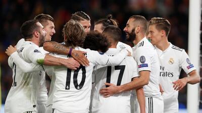 Nueve jugadores del Real Madrid lideran los nominados al equipo del año de la UEFA
