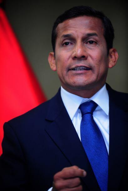 """""""Me interesa tener el respaldo del pueblo peruano y no de Vargas"""", decla..."""