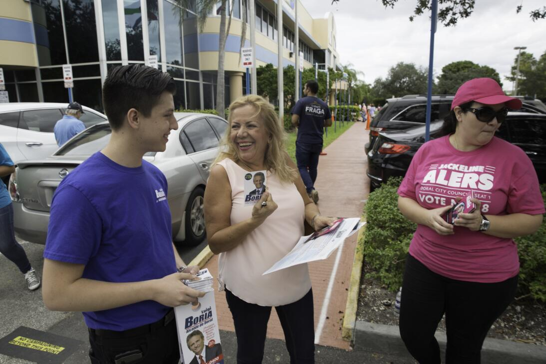 Early Vote Florida