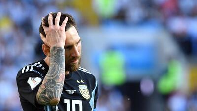 Arabia Saudita, Argentina y Perú: las peores selecciones de la primera jornada de Rusia 2018