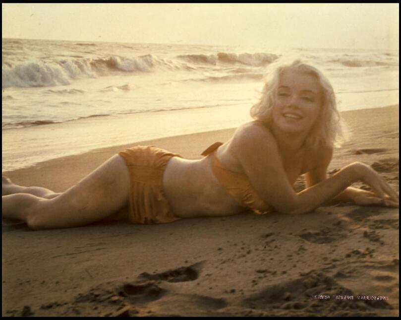 Ultimas fotos de Marilyn Monroe