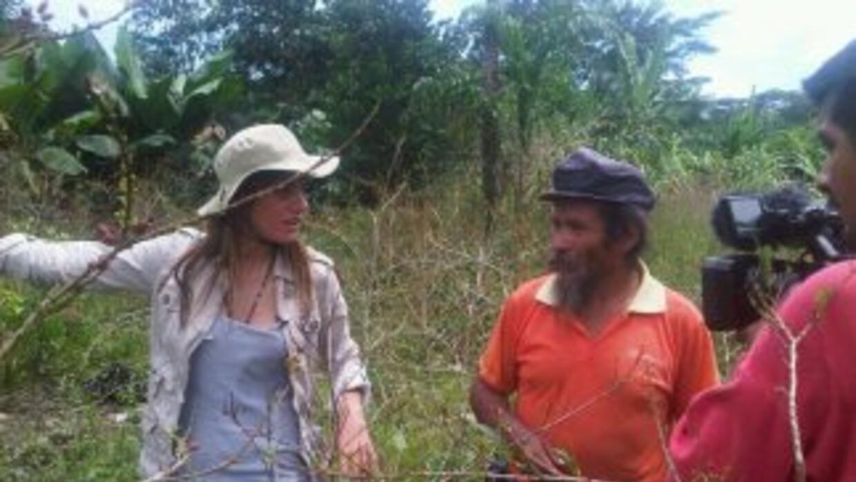 Un equipo de 'Aquí y Ahora' se adentró en la selva boliviana, donde se c...