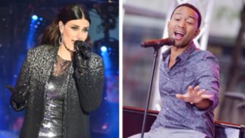 Katy Perry sí que tendrá buena compañía en el Super Bowl, pues Idina Men...