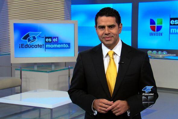 El presidente de la cadena Univision, César Conde, resaltó en su mensaje...
