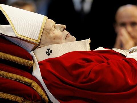 Es un hecho que Juan Pablo II será  beatificado el próximo...