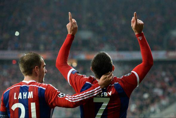 En duelo inédito el Bayern Munich se medirá al Shakhtar Donetsk de Ucran...
