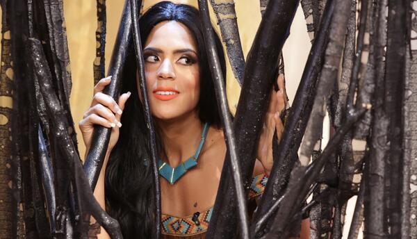 Francisca Lachapel como Francishonta