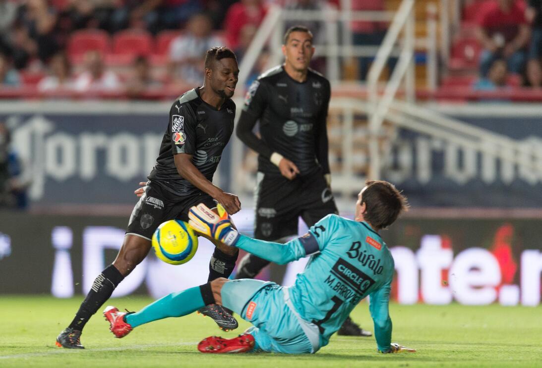 En fotos: Los Rayos queman al Monterrey con doblete de Carlos González 2...