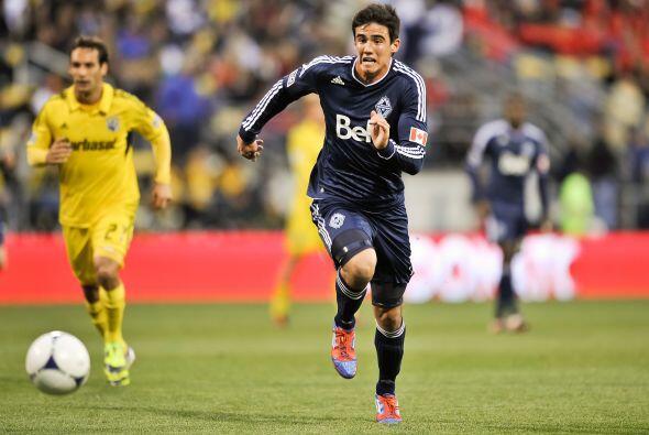 Omar Salgado, ex de Vancuver Whitecaps de la MLS, es el otro atacante de...