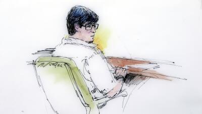 Enrique Márquez Jr. responde a los cargos que le imputan tras el atentado