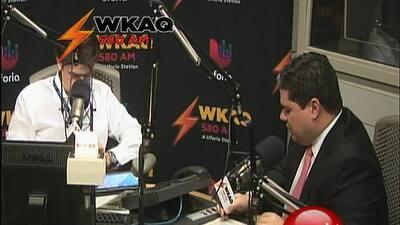 """La reforma contributiva  fue  parte de la discusión en """"WKAQ  Analiza""""."""