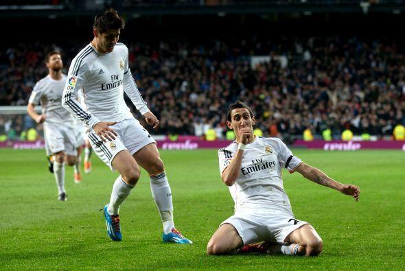 El Angel Merengue: Di María le ha dado otra cara al Real Madrid y su apa...